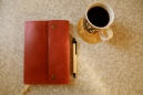 Journal & Coffee