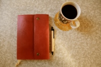 Journal & Coffee