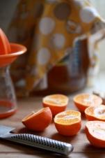 Clementines for Kombucha