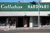 Callahan Hardware Shop
