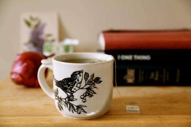 Bird Tea Cup & House Items