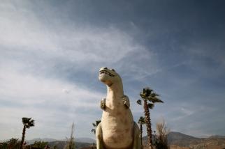 Dinosaurs on CA I-10